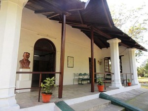 The Bungalow of Jim Corbett