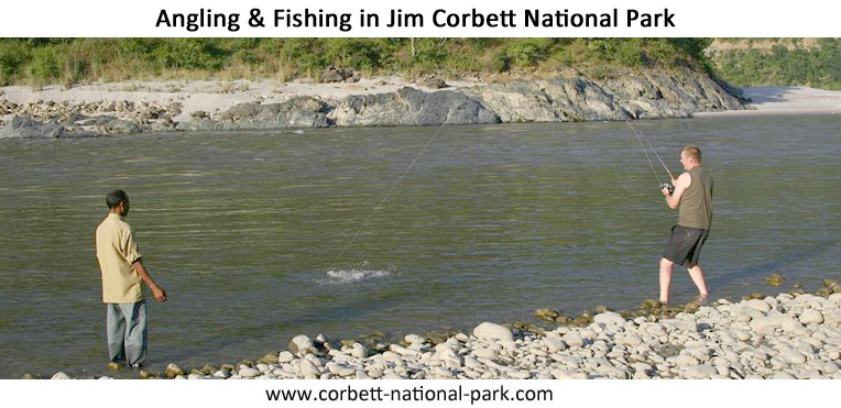 Angling & Fishing in Corbett