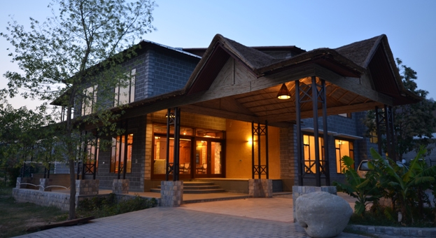 Aahana Resort Corbett
