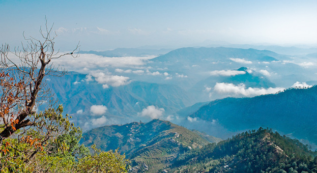 Binsar Hill Station