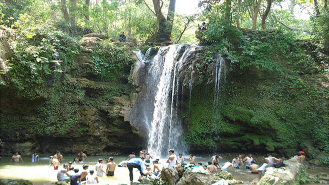Corbett Water Fall